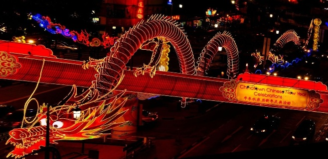 celebrate chinese new year 2019 in singapore